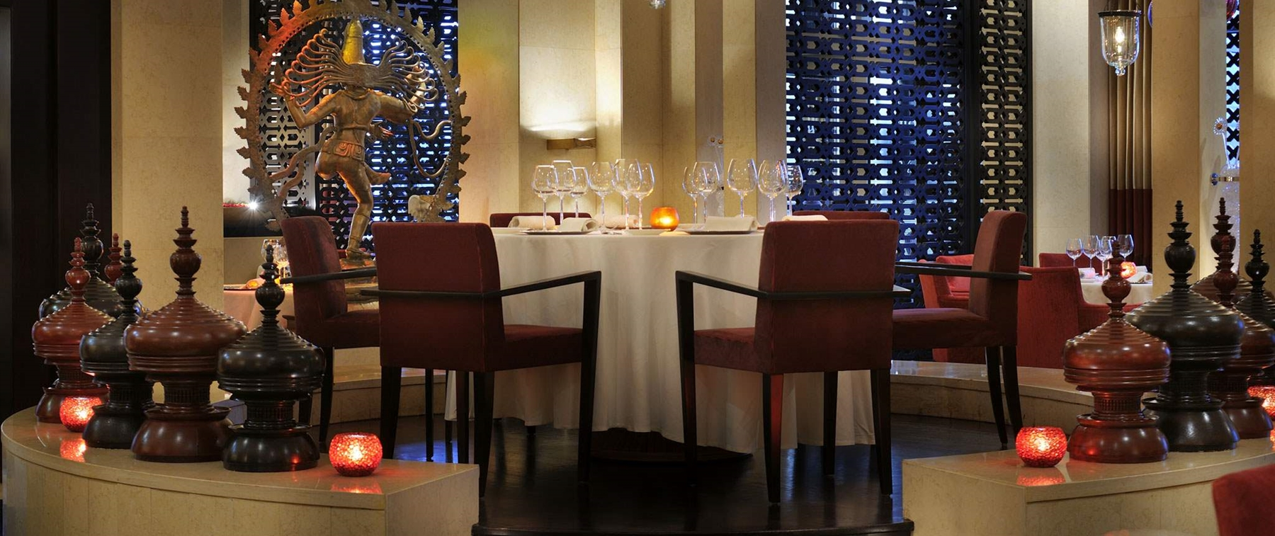 Indian Cuisine Restaurant in Dubai - Indego By Vineet